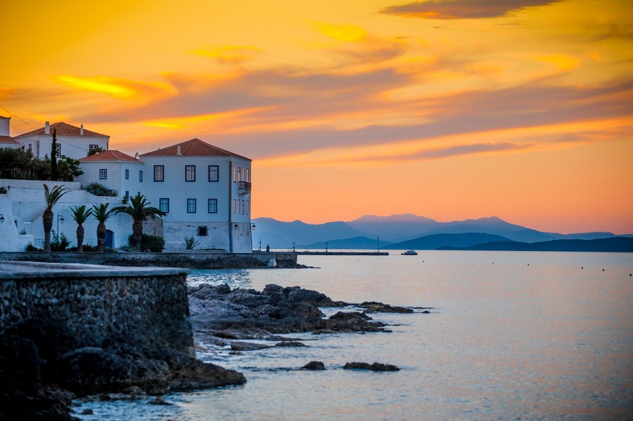 taken on the great Greek island of Spetses while working for MedSailors.
