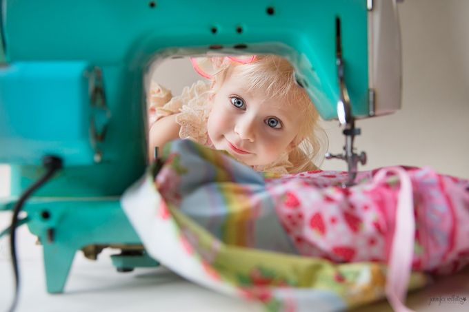 Sewing-2- by jenniferwilhite_photog - Colorful And Bright Photo Contest
