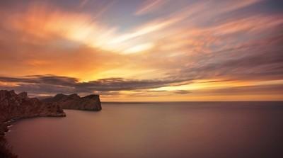 Sunset Majorcan style