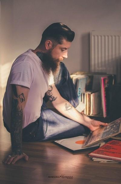 ...vinyl session