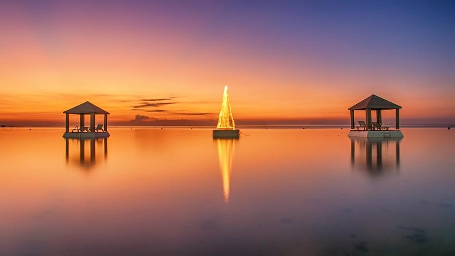 This photo was taken at Pantai Karang Beach, Sanur, Bali - Indonesia