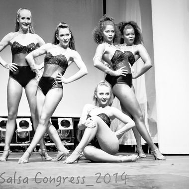 Groupe of Dancers at BSC