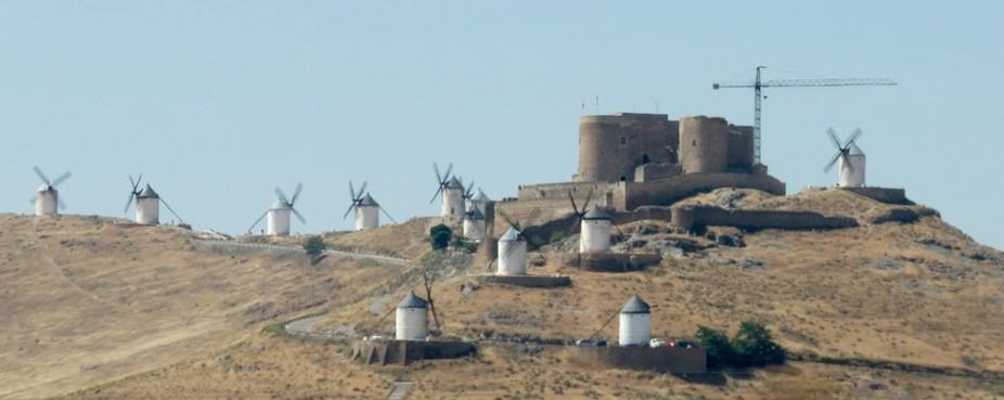 La Mancha country