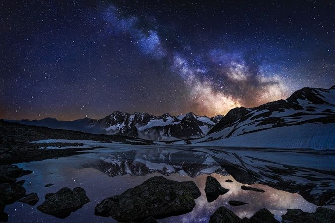 Touching the stars with Nicholas Roemmelt