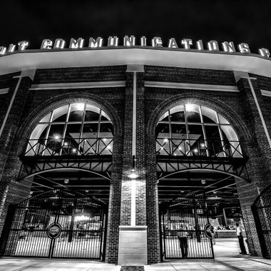Spirit Communications Park in Columbia, South Carolina is home to the New York Mets Single A team, the Columbia Fireflies.