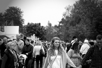 Cambridge Crowds