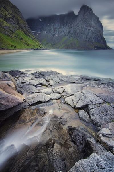 Kvalvika Beach - Norway