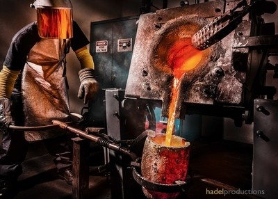 Metal Foundry