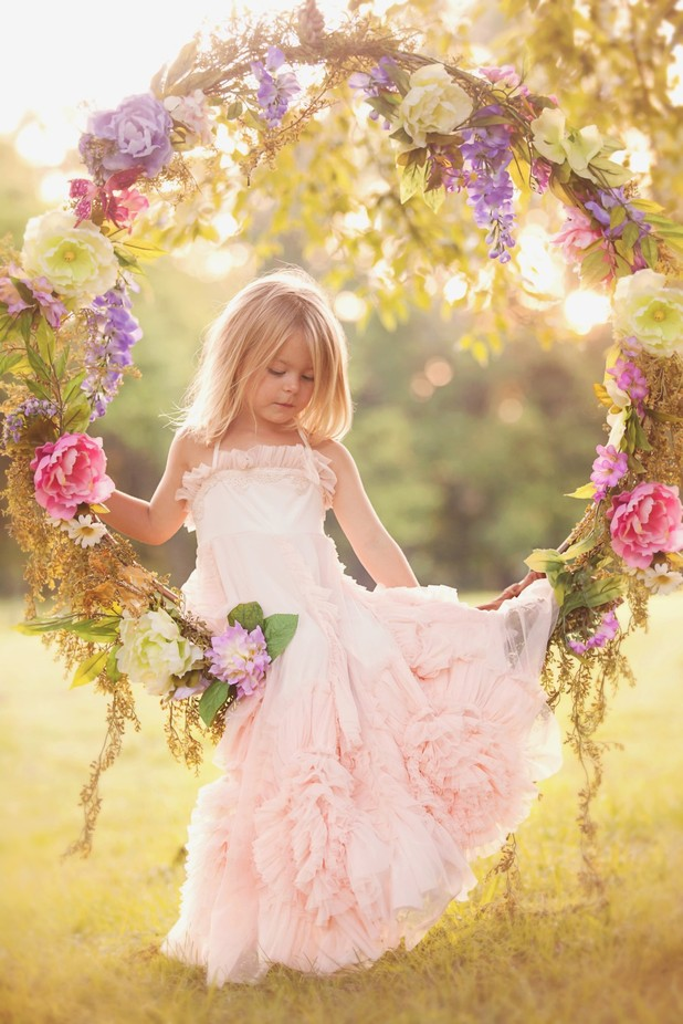 My Beautiful Mess by gbutts1121 - Kids With Props Photo Contest