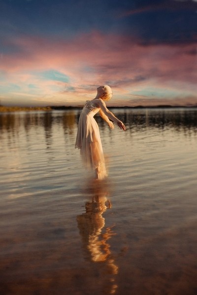 The Young Lady of the lake