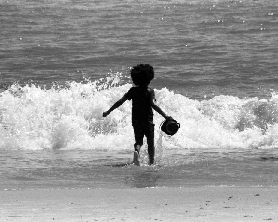 Bucket of Ocean