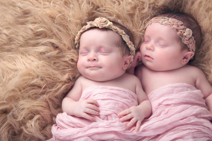 Twin Love by StaceyF - Babies Are Cute Photo Contest