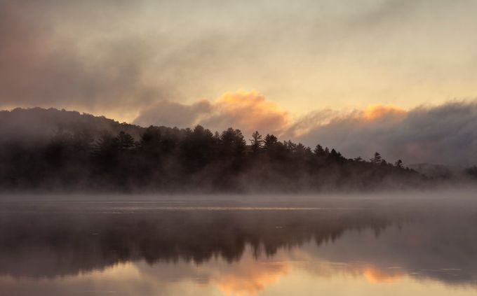 adirondack sunrise by BonnieJM - Monthly Pro Vol 24 Photo Contest