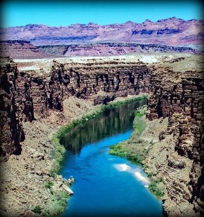 Gateway to the Canyon