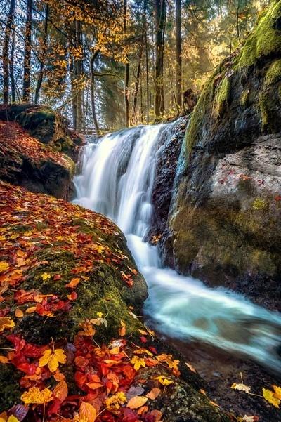 Geratser Falls