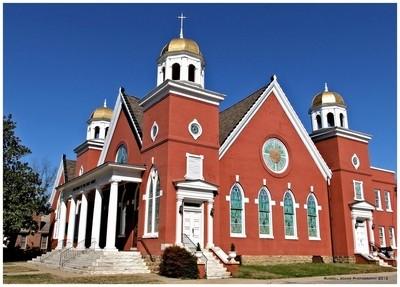 1904 Winder, GA church