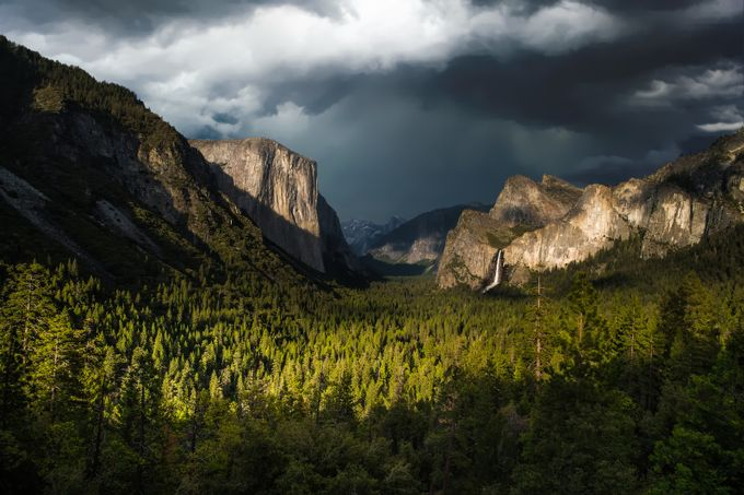 Majestic Yosemite National Park by larrymarshall - Fish Eye And Wide Angle Photo Contest