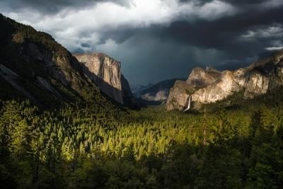 Majestic Yosemite National Park