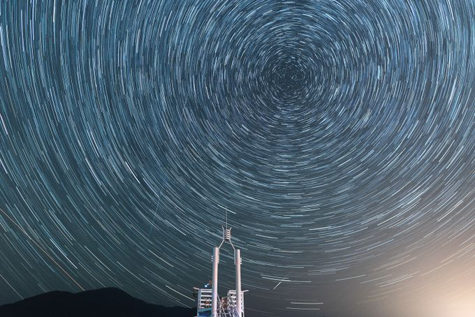 The Two Methods To Capture Star Trails Explained