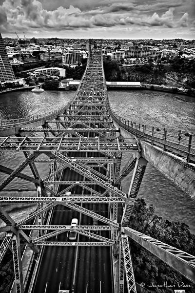 Story Bridge, Brisbane AUSTRALIA