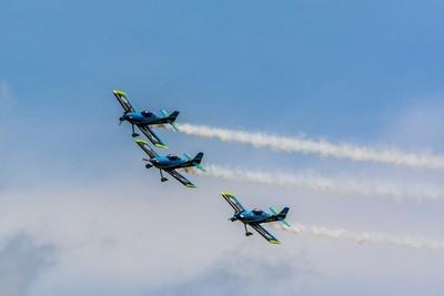 Vanguard Squadron.