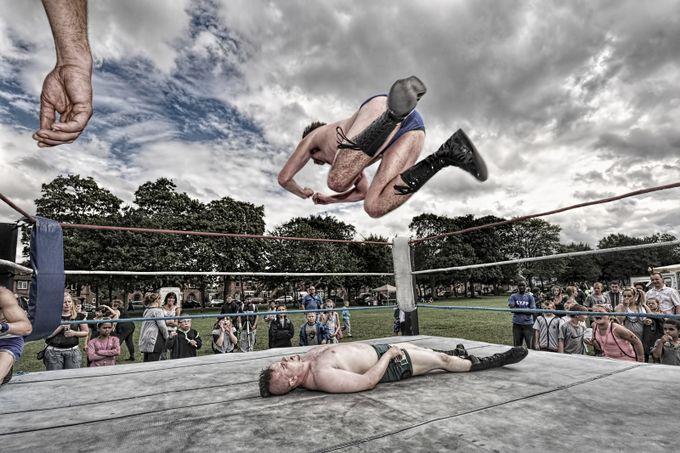 The Wrestler by RAPJones - Stunning POV Photo Contest