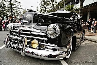 1941 Chev Coupe