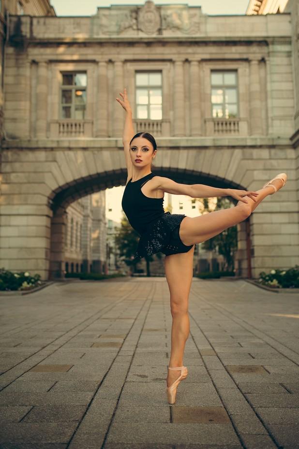 Attitude by fournierphotographe - Lets Dance Photo Contest