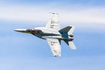 "United States Navy ""Tac Demo"" Team Boeing F-A-18F Super Hornet(VFA-122 Flying Eagles)"