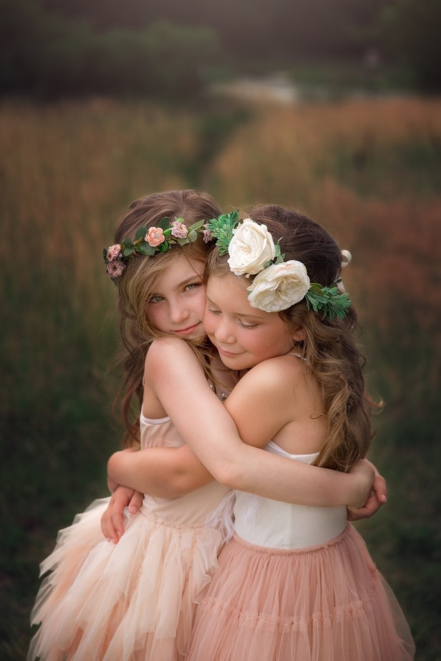 Sweet Cousins by AshleyGoverman - Innocence Photo Contest
