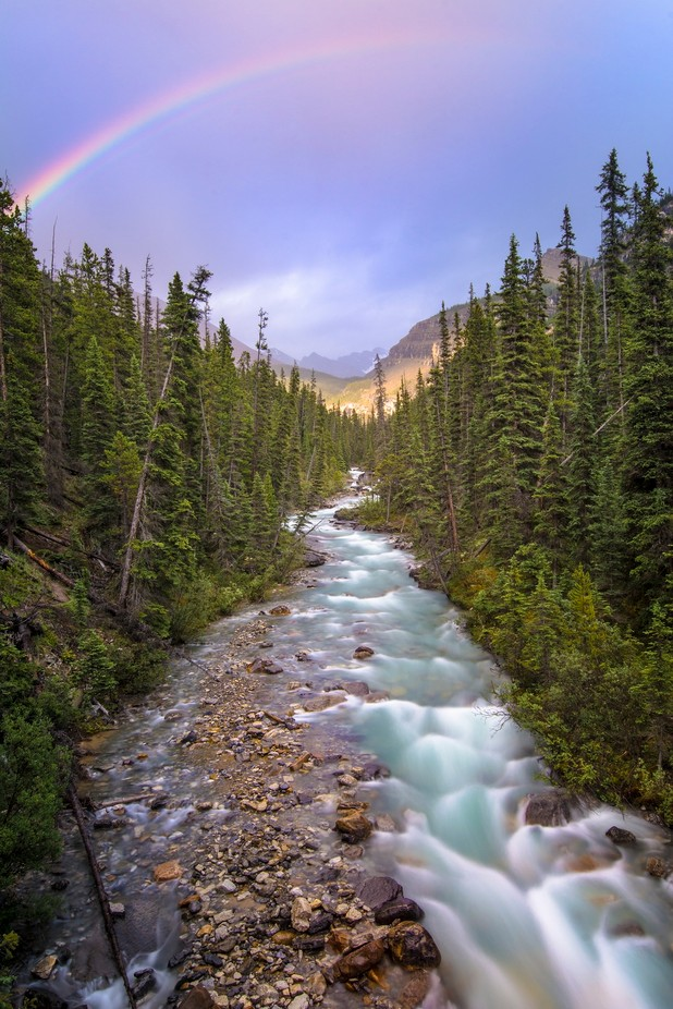 Beauty Creek by mpelli - Rainbows Overhead Photo Contest