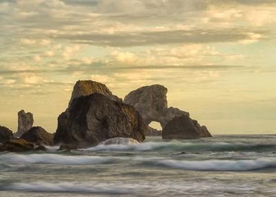 Indian Beach Twilight