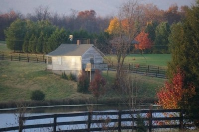 Fall Day in the Country