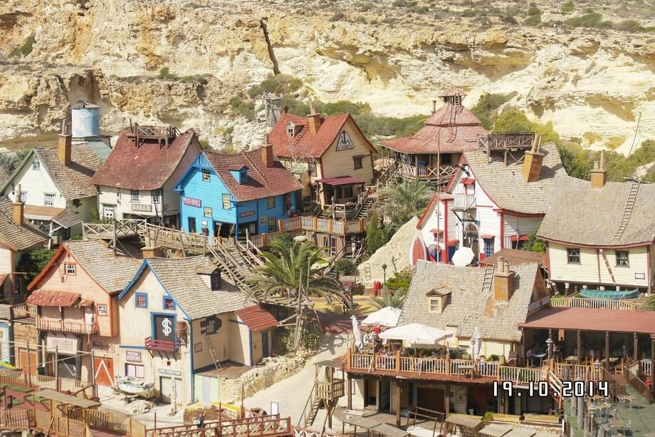 Holiday photo from malta