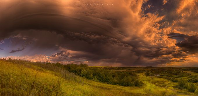 Wascana Storm by IanDMcGregor - Monthly Pro Vol 24 Photo Contest
