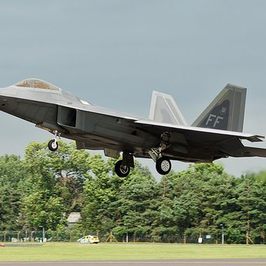 F22A RAPTOR USAF DEMO TEAM