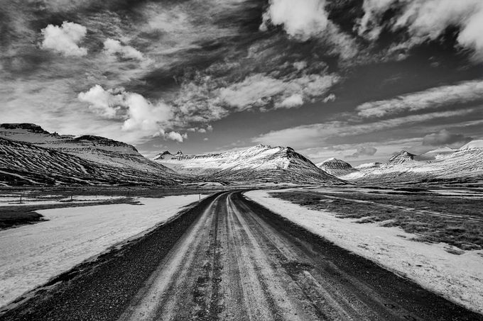 To nord by Ivan_Bertusi - A Road Trip Photo Contest