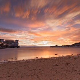 Weston-Super-Mare Sunset