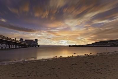 Weston-Super-Mare Sunset