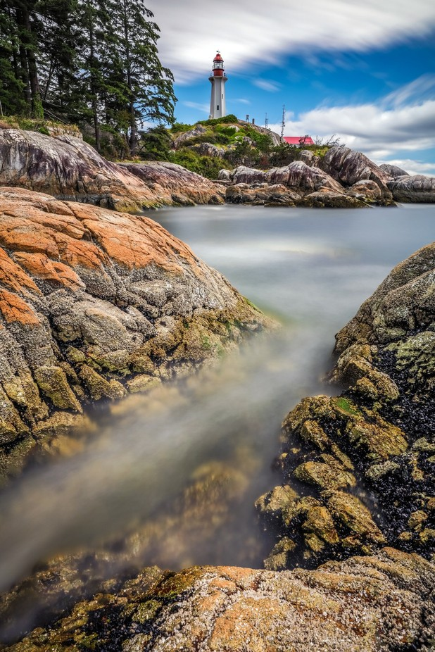 Lighthouse Park West Vancouver by PierreLeclercPhotography - Your Point Of View Photo Contest