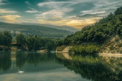 Le Lac De Bnachii