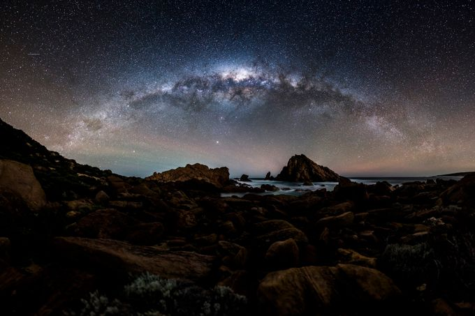Pure Serenity : Sugarloaf Rock by ASTRORDINARY