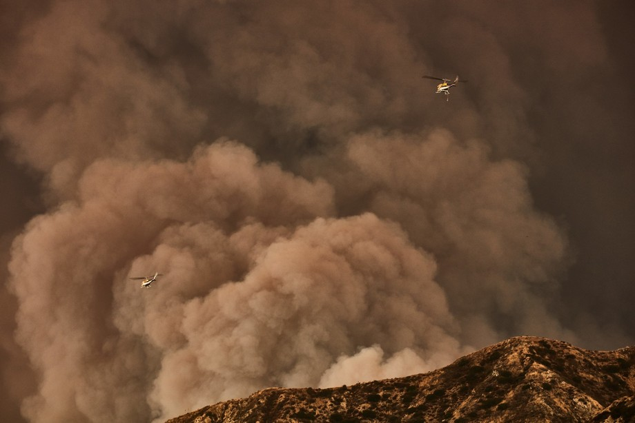 LA Bushfires