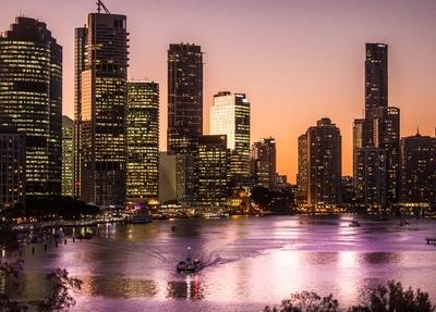 Goodnight Brisbane