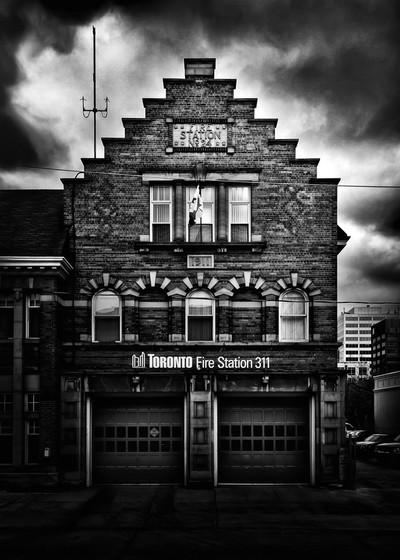 Toronto Fire Station No 311