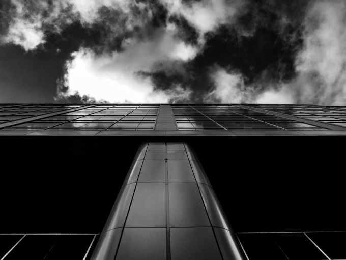 up by GaryBolduc - Black And White Architecture Photo Contest