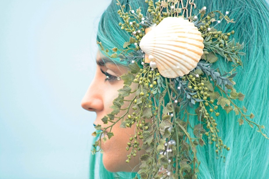 Festival imagery from a coastline/ocean awareness event