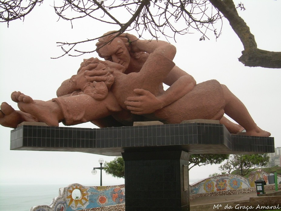 Parque do Amor  Lima Perú
