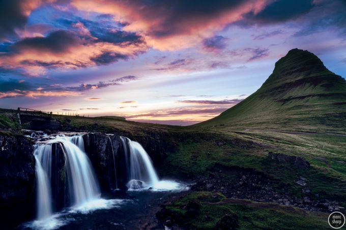 Kirkjufellsfoss, Iceland by marcsharp - The Zen Moment Photo Contest