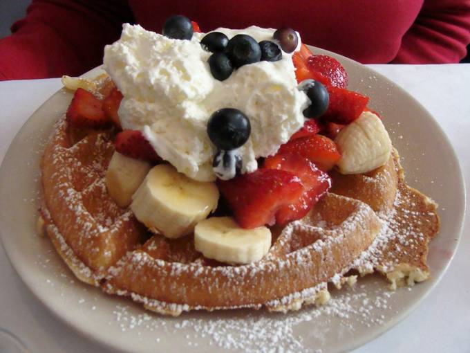 Waffle Berry by judycormeny - Looks Delicious Photo Contest